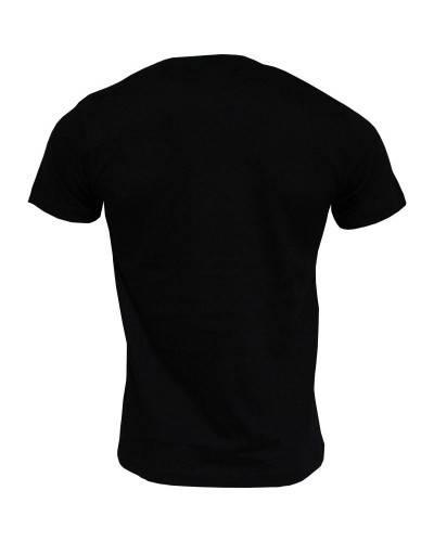 T-shirt rugby Marinière Bleu