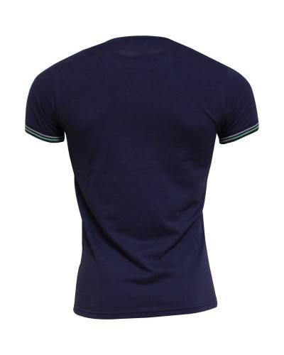 Bracelet 3ème mi-temps Noir Marine