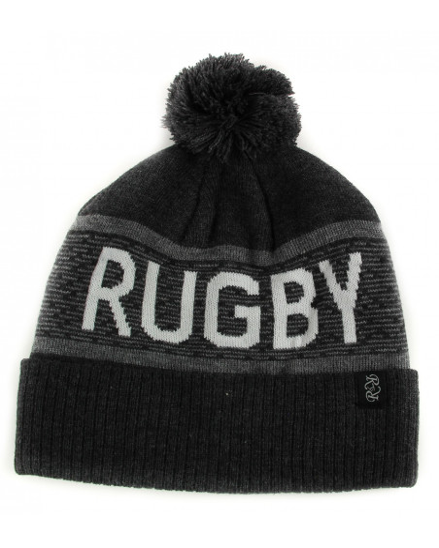 Bonnet Rugby - Gris foncé