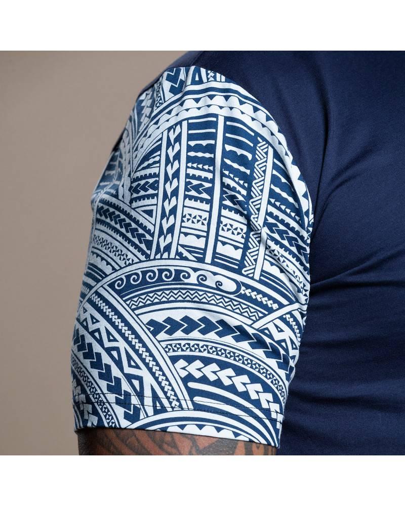 T-shirt de rugby Raffut - Gris