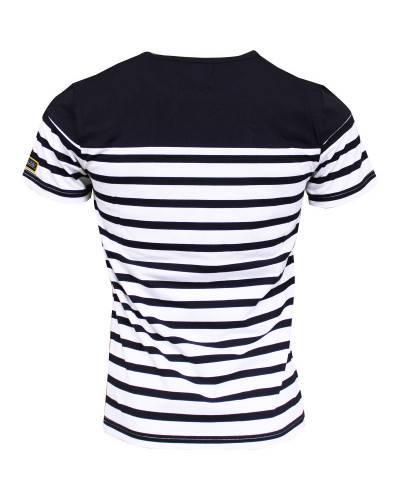 T-shirt de rugby Rooster Blazer - Marine