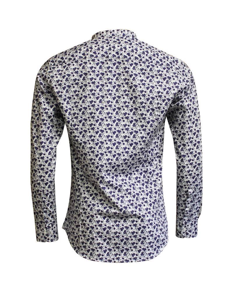 T-shirt rugby Valeurs dans les R - Marine
