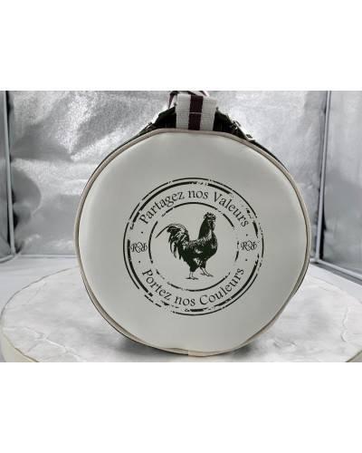 T-shirt de rugby Marinière - La paloise