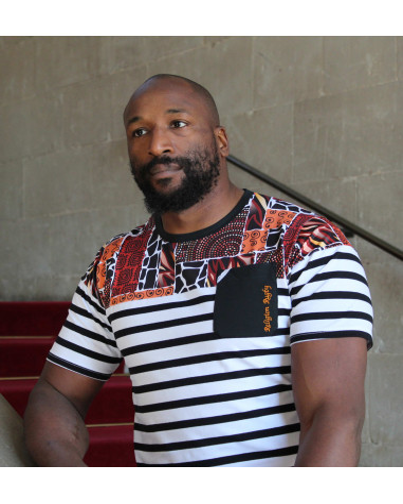 T-shirt Rugby en Afrique du sud