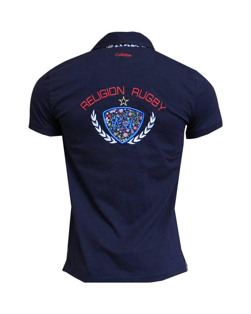 T-shirt rugby en Terre d'Afrique