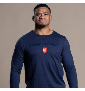 T-shirt de rugby French Legend - ML