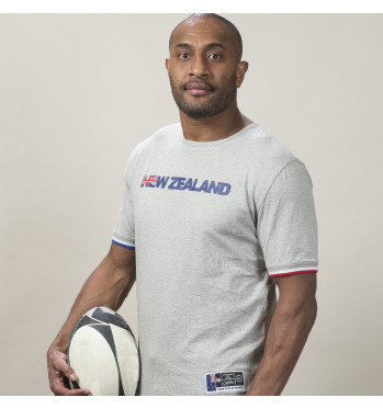 T-shirt Rugby New Zealand - Joe Rokocoko