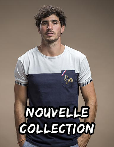 Nouvelle Collection Religion Rugby