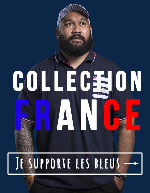 Nouvelel collection religion rugby