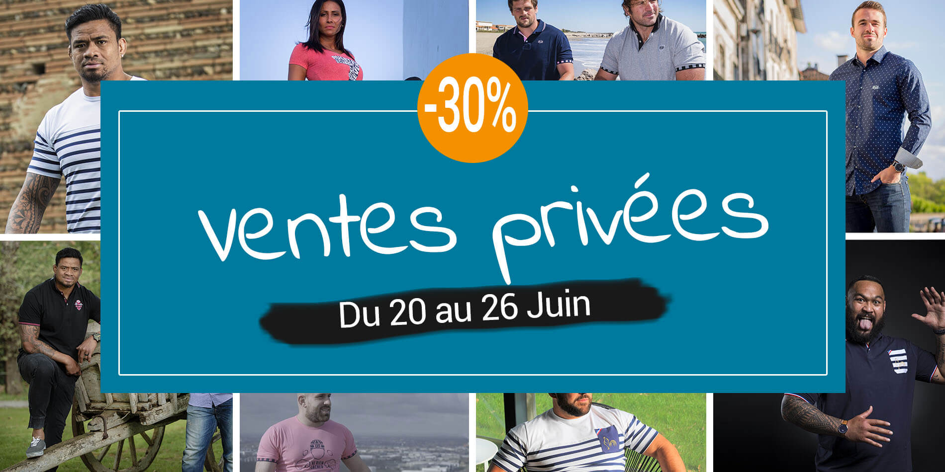 ventes privées rugby