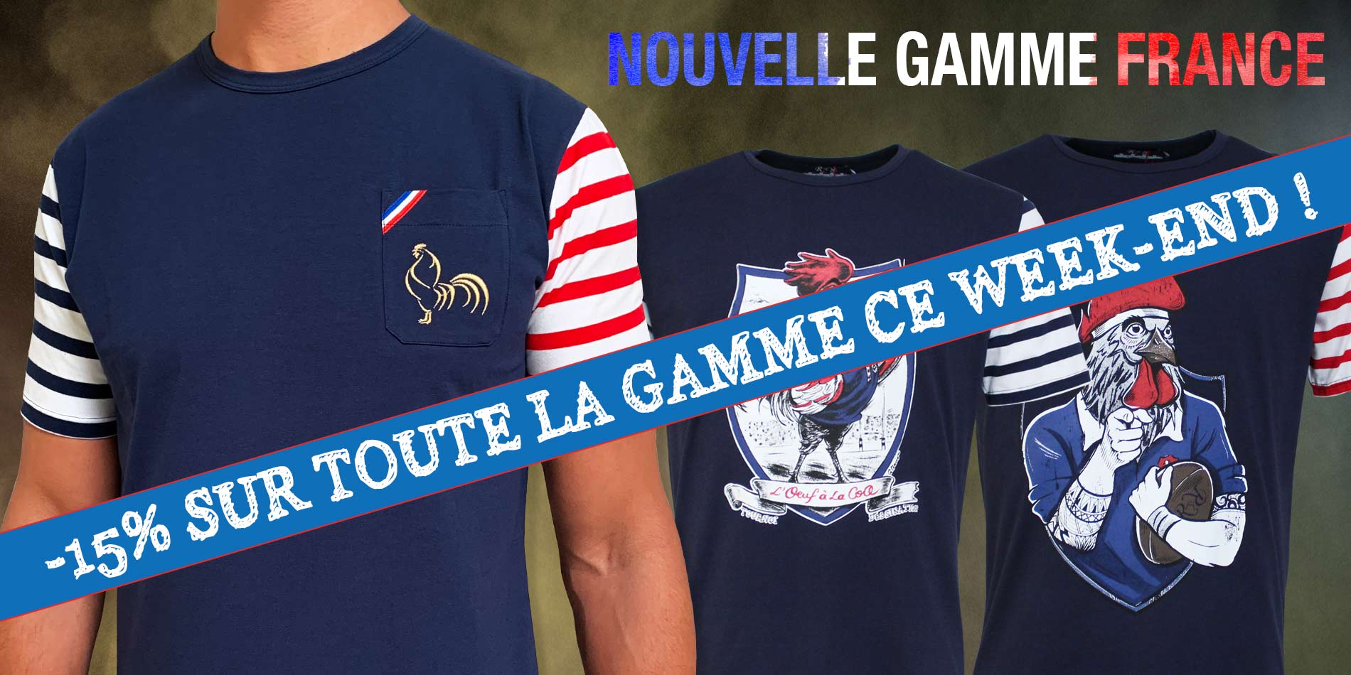 Nouvelle collection RR